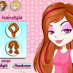 Free hair stylist games for girls